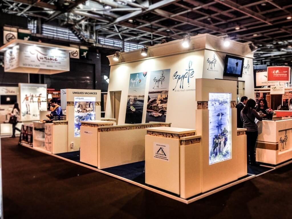 IFTM TOP RESA 2019 Paris exhibition stand builder