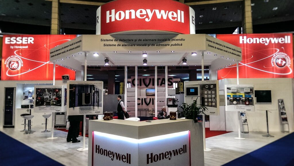1- Honeywell - Romanian Security Fair 2014 - Bucuresti(c)