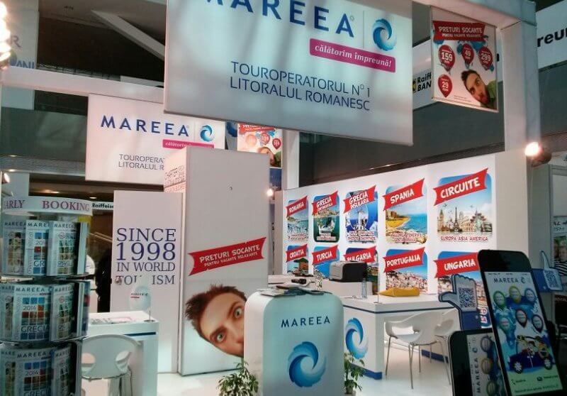 1- MAREEA - BRASOV - TRANSILVANIA TOURISM FAIR