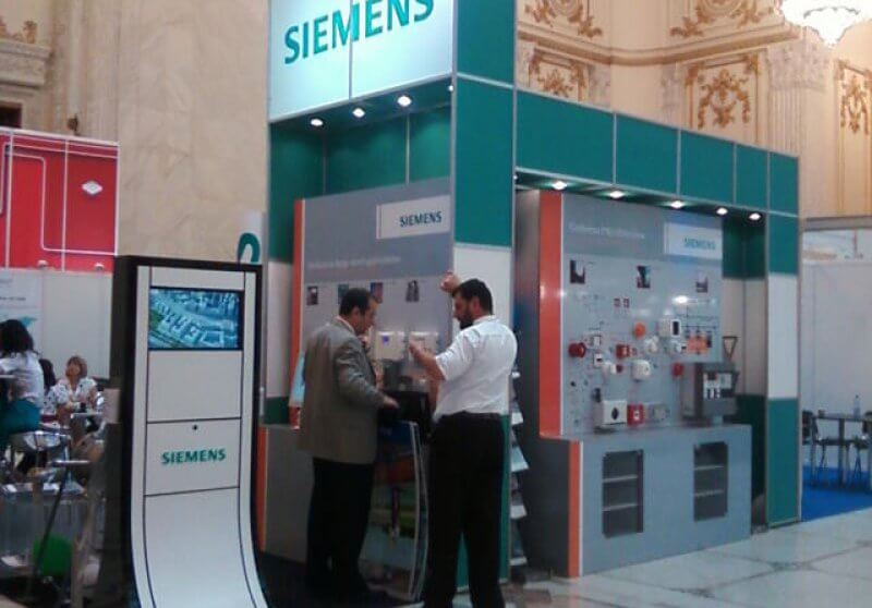 1- SIEMENS - EXPO APA - BUCHAREST