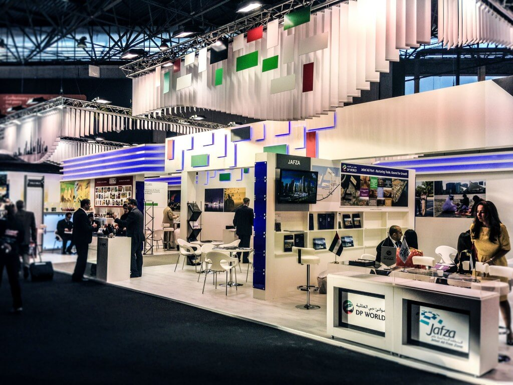 1- UNITED EMIRATES PAVILION - SIAL 2014 - Paris France(c)