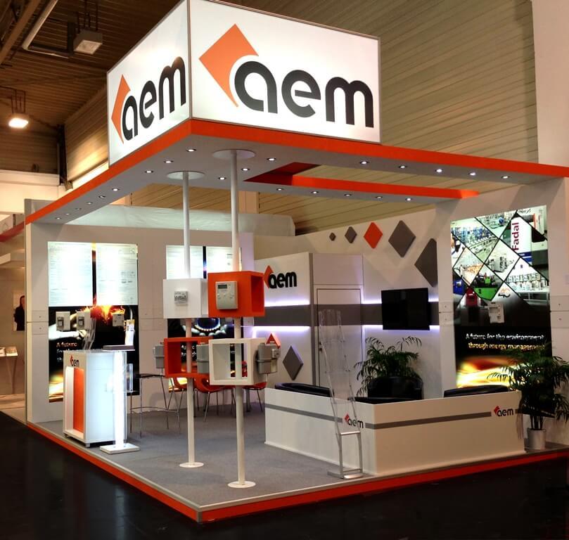 2- AEM - E-WORLD 2014 - Essen - Germany