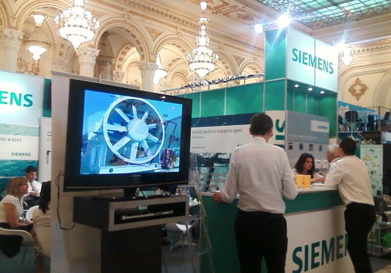 3- SIEMENS - EXPO APA - BUCHAREST