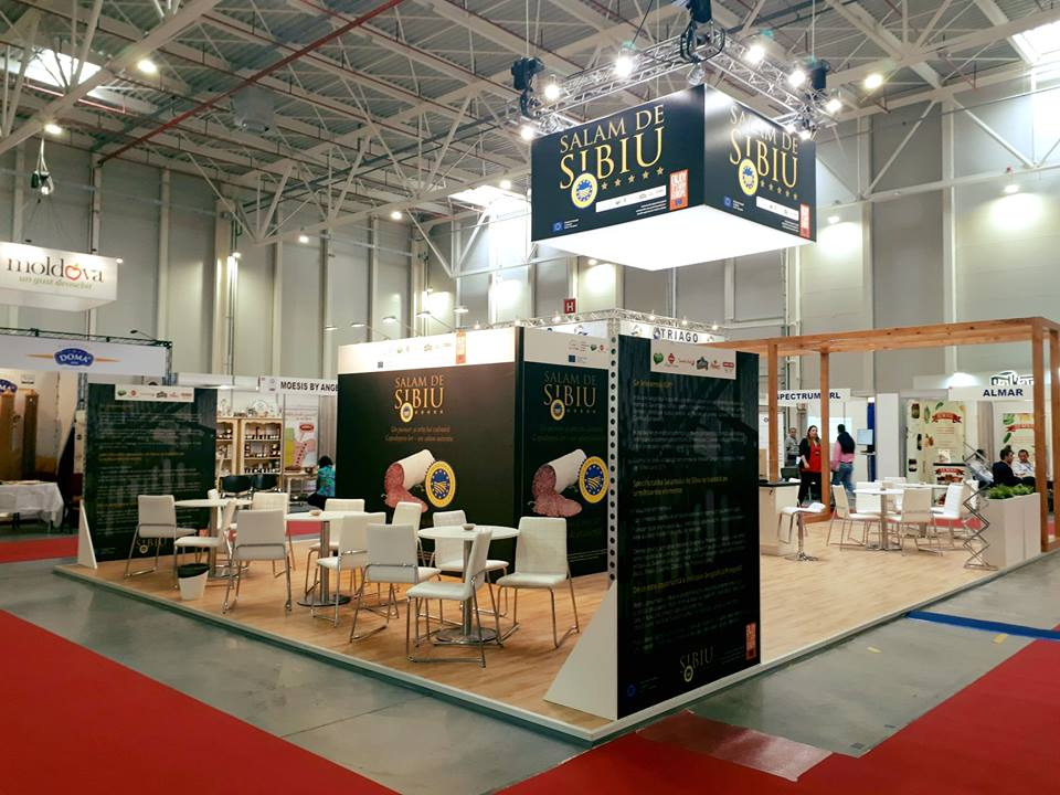 INDAGRA Food & CARNEXPO 2019 Bucharest
