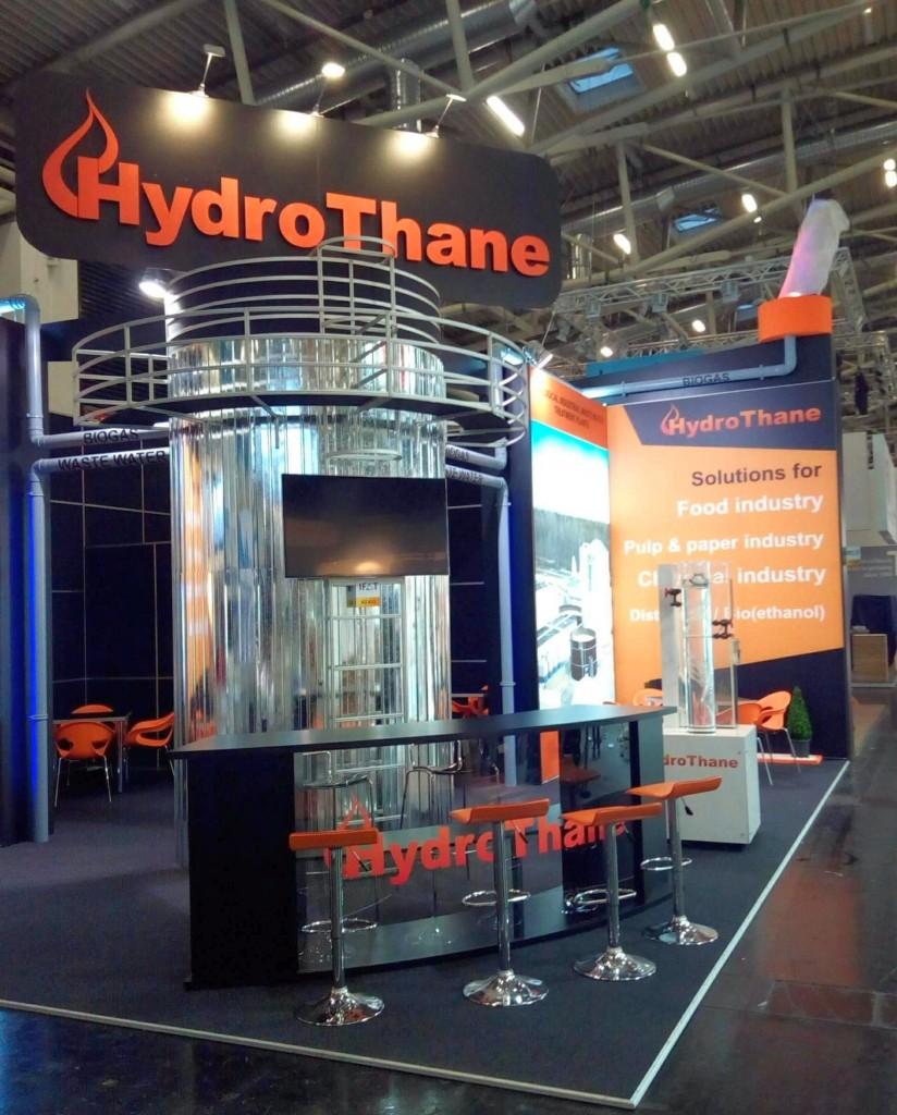 Hydrothane STP - IFAT 2018 - Munchen