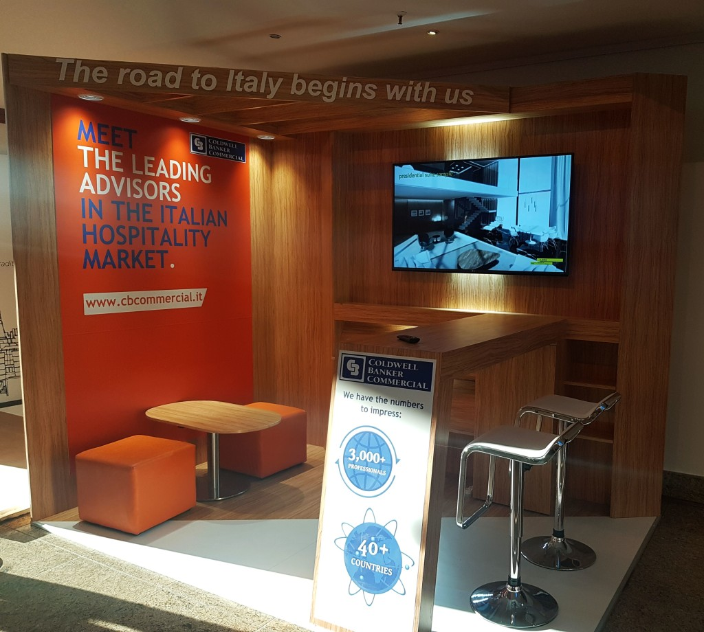 Exhibition stand builder for IHIF Berlin