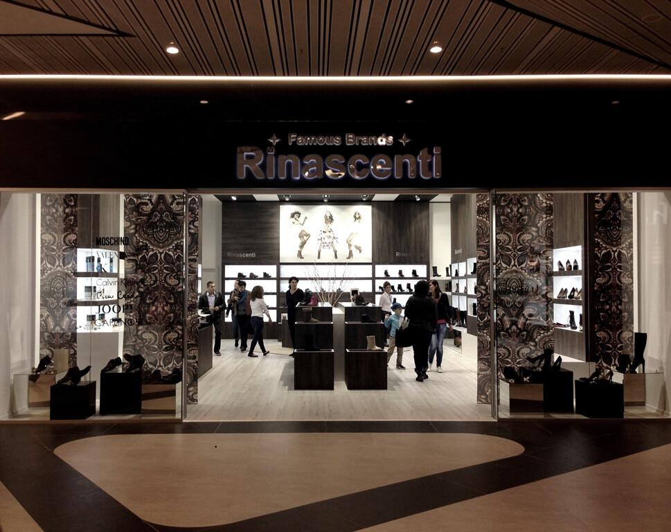 RINASCENTI - Promenada Mall Bucuresti 1