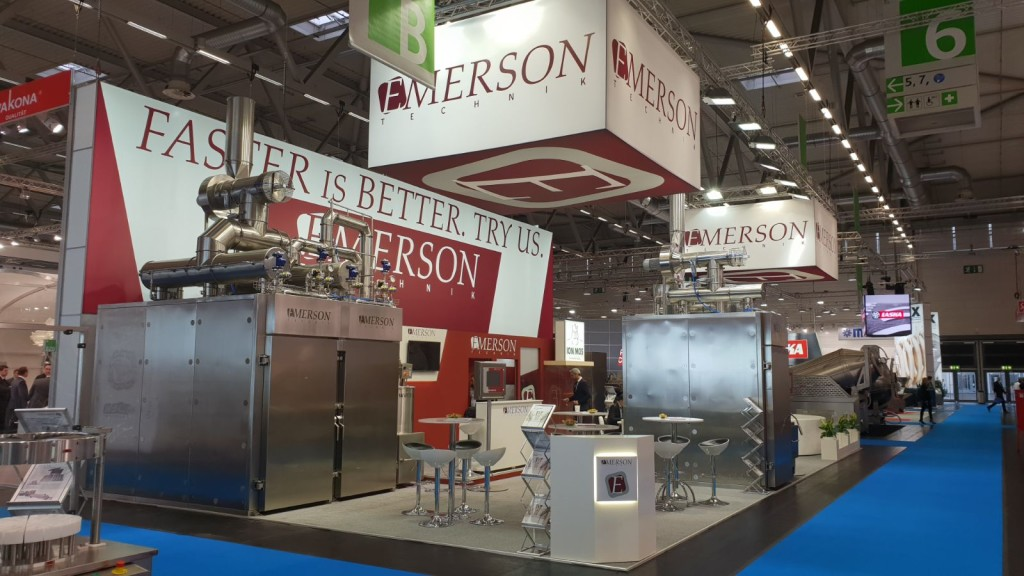 exhibition stand builder Anuga FoodTec 2018