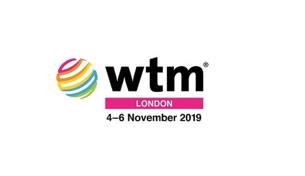 WTM 2019 LONDON exhibition stand builder
