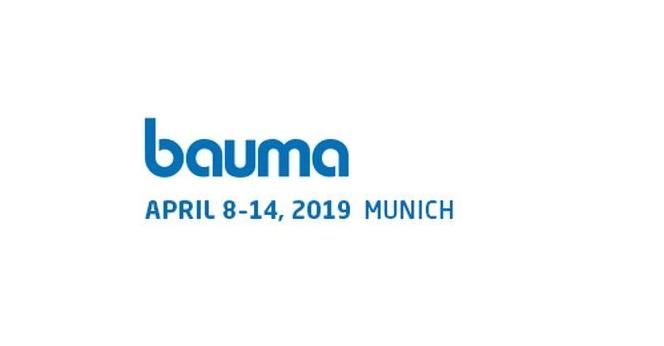 Bauma 2019 Munich