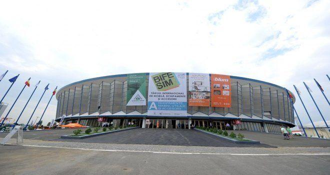 BIFE-SIM 2018 exhibition stand builder