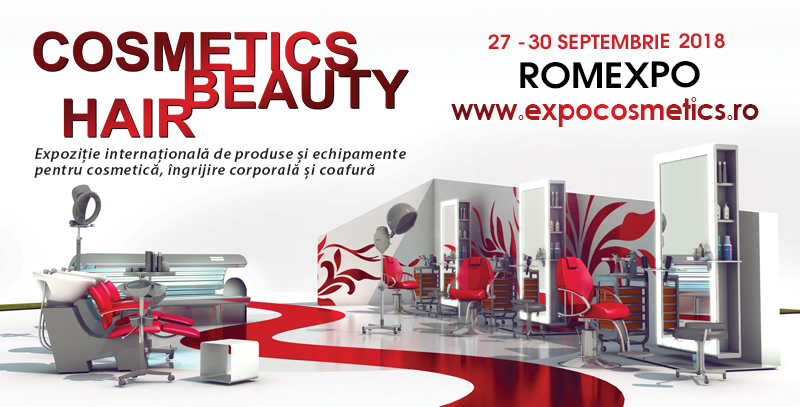 cosmetics beauty hair 2018 standuri expozitionale personalizate